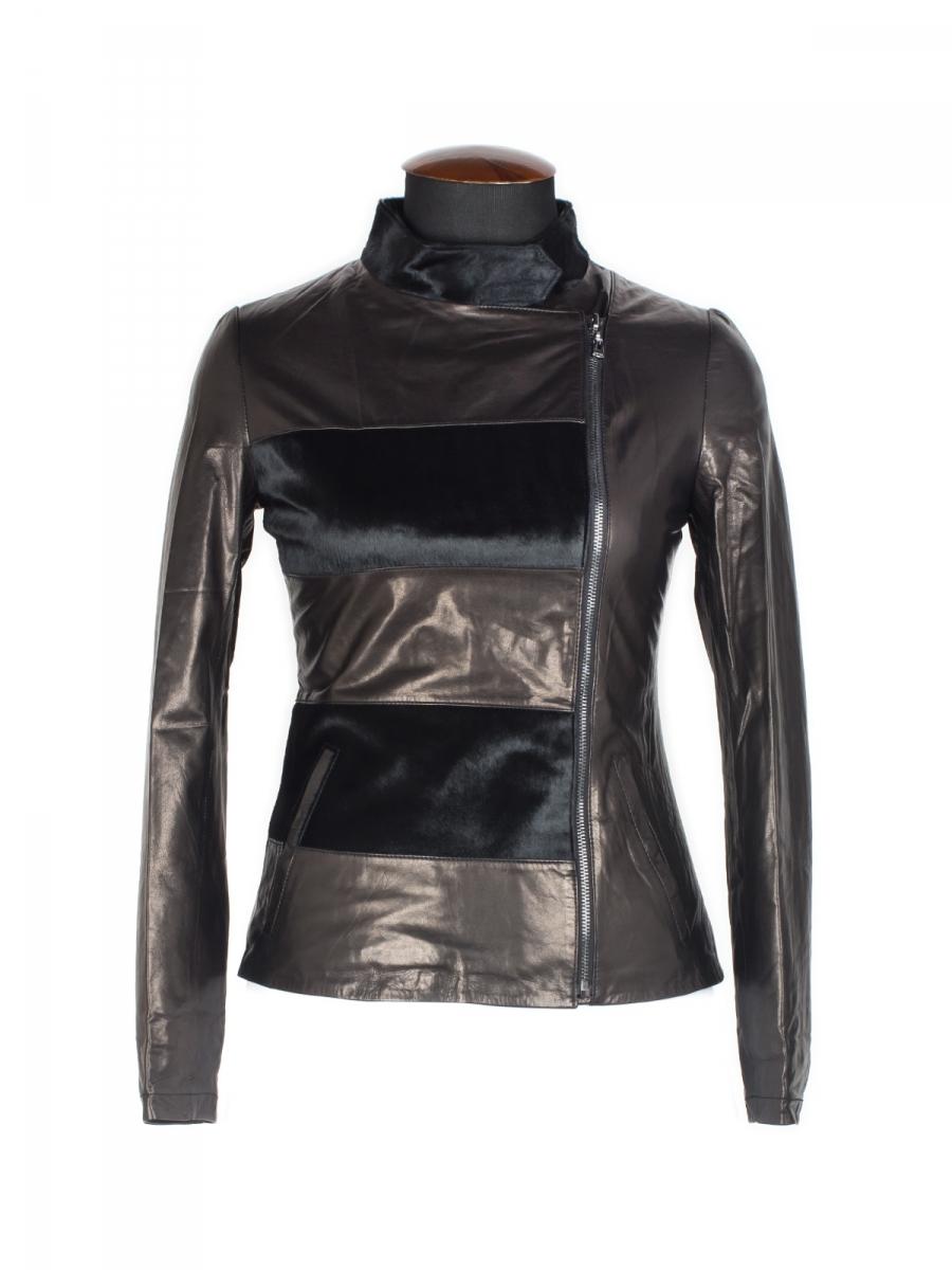 63d4b7736c3 Куртка кожаная женская. Купить куртку в СПб